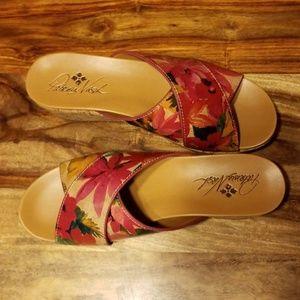 Patricia Nash sandals